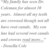 Winter Park Dentist Dr. Brian Coleman aka Omega Dental